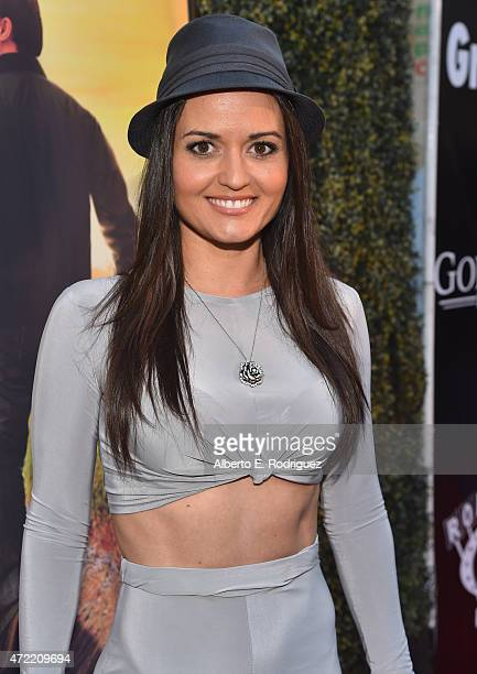 Actress Danica McKellar attends the premiere of Roadside Attractions' Godspeed Pictures' 'Where Hope Grows' at The ArcLight Cinemas on May 4 2015 in...
