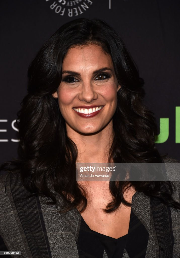 Actress Daniela Ruah attends The Paley Center For Media's 34th Annual PaleyFest Los Angeles - 'NCIS: Los Angeles' screening and panel at the Dolby Theatre on March 21, 2017 in Hollywood, California.