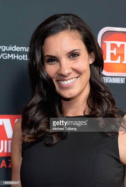 Actress Daniela Ruah attends TV Guide Magazine's Annual Hot List Party at The Emerson Theatre on November 4 2013 in Hollywood California