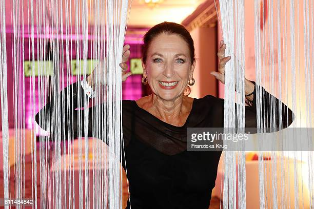 Actress Daniela Ziegler attends the Dreamball 2016 at Ritz Carlton on September 29 2016 in Berlin Germany