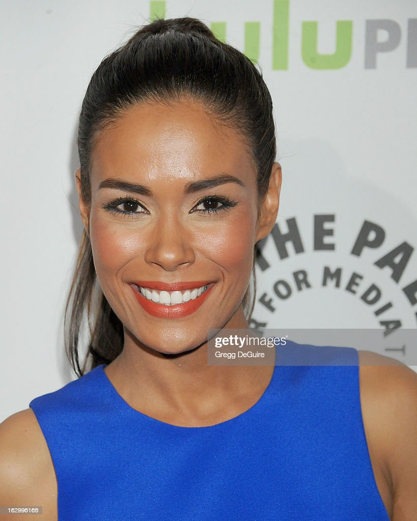 Actress Daniella Alonso arrives at the 30th Annual PaleyFest: The William S. Paley Television Festival featuring 'Revolution' at Saban Theatre on March 2, 2013 in Beverly Hills, California.