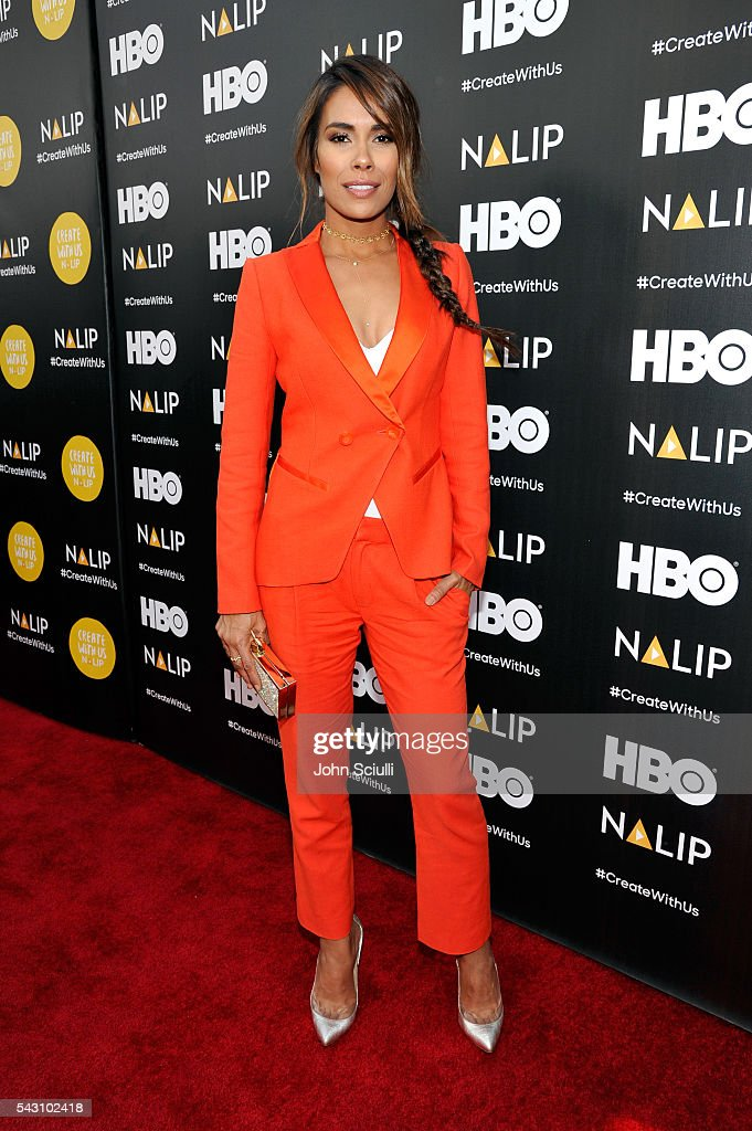 Actress <a gi-track='captionPersonalityLinkClicked' href=/galleries/search?phrase=Daniella+Alonso&family=editorial&specificpeople=632767 ng-click='$event.stopPropagation()'>Daniella Alonso</a> attends the NALIP 2016 Latino Media Awards at Dolby Theatre on June 25, 2016 in Hollywood, California.