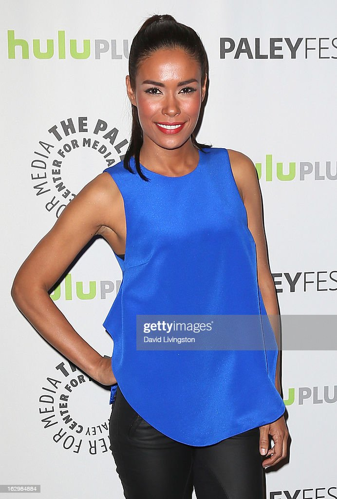 Actress Daniella Alonso attends The Paley Center for Media's PaleyFest 2013 honoring 'Revolution' at the Saban Theatre on March 2, 2013 in Beverly Hills, California.