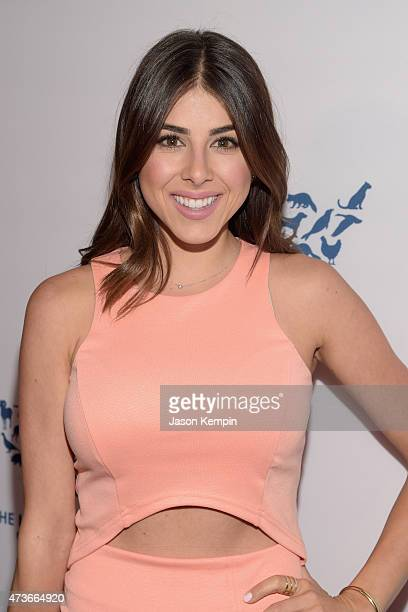 Actress Daniella Monet attends The Humane Society Of The United States' Los Angeles Benefit Gala at the Beverly Wilshire Hotel on May 16 2015 in...
