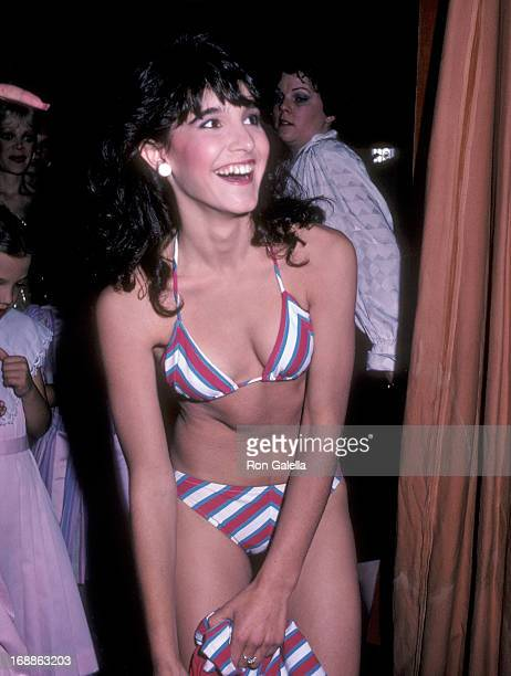 Actress Danielle Brisebois attends the Young Musicians Foundation's Second Annual Celebrity Mother/Daughter Fashion Show on March 10 1983 at the...