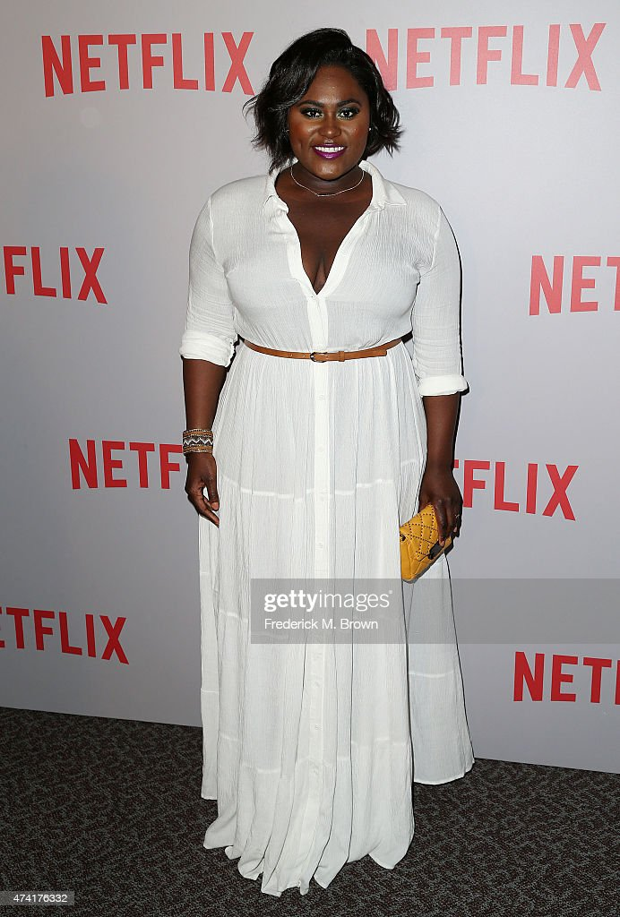 Actress Danielle Brooks attends Netflix's 'Orange Is The New Black' For Your Consideration Screening and Q & A at the Directors Guild Of America on May 20, 2015 in Los Angeles, California.