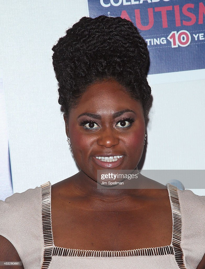 Actress Danielle Brooks attends the 2013 Winter Ball For Autism the at Metropolitan Museum of Art on December 2, 2013 in New York City.