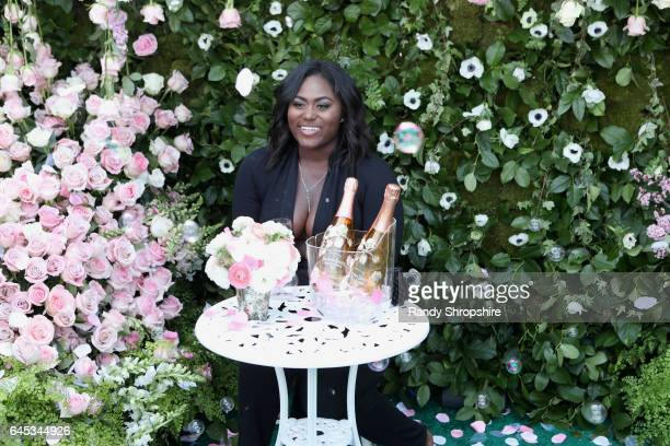 Actress Danielle Brooks attends the 2017 Film Independent Spirit Awards sponsored by PerrierJouet on February 25 2017 in Santa Monica California
