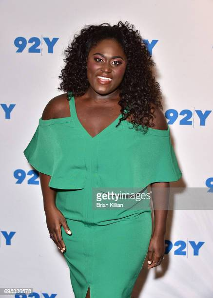 Actress Danielle Brooks attends the 'Orange is the New Black' Season Five Debut Screening And Conversation at 92nd Street Y on June 12 2017 in New...
