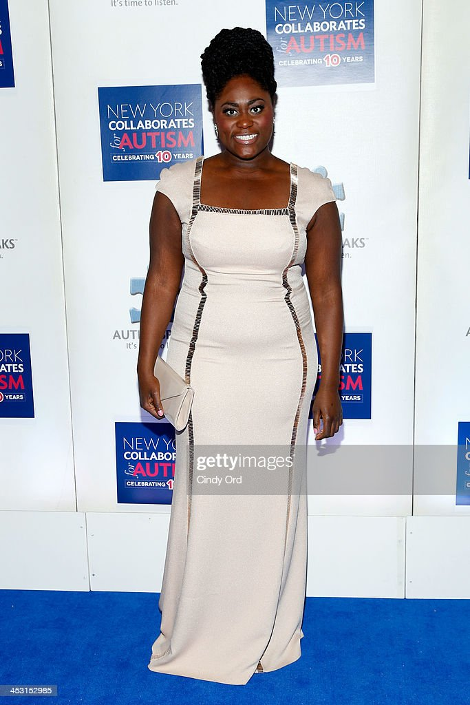 Actress Danielle Brooks attends the Winter Ball for Autism at Metropolitan Museum of Art on December 2, 2013 in New York City.