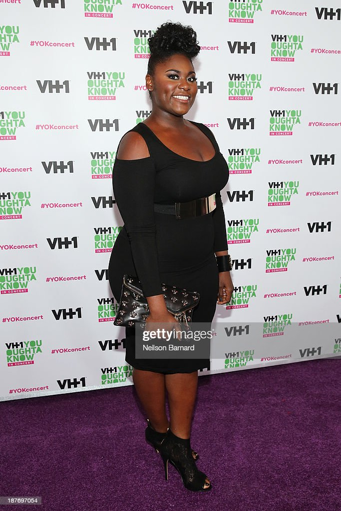 Actress Danielle Brooks attends VH1 'You Oughta Know In Concert' 2013 on November 11, 2013 at Roseland Ballroom in New York City.
