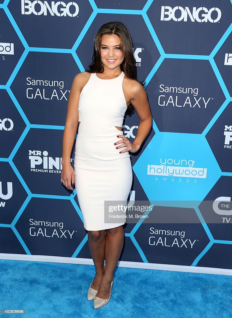 Actress Danielle Campbell attends the 2014 Young Hollywood Awards brought to you by Samsung Galaxy at The Wiltern on July 27, 2014 in Los Angeles, California.
