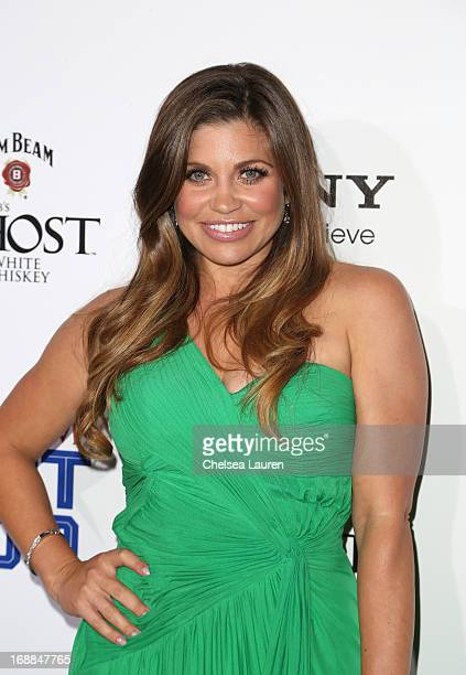 Actress Danielle Fishel arrives for Maxim's Hot 100 Celebration at Create Nightclub on May 15 2013 in Hollywood California