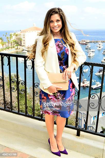Actress Danielle Fishel attends Catalina Film Festival's Annual Brunch at Blanny's 2014 on September 27 2014 in Catalina Island California