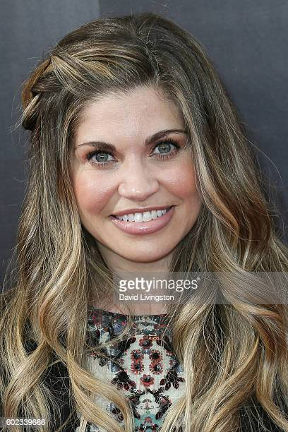 Actress Danielle Fishel attends the 2016 Creative Arts Emmy Awards Day 1 at the Microsoft Theater on September 10 2016 in Los Angeles California