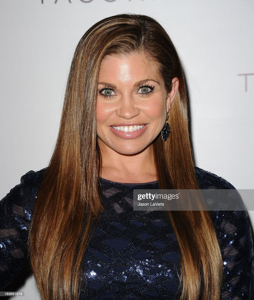 Actress <a gi-track='captionPersonalityLinkClicked' href=/galleries/search?phrase=Danielle+Fishel&family=editorial&specificpeople=1543291 ng-click='$event.stopPropagation()'>Danielle Fishel</a> attends the Club Tacori 2013 event at Greystone Manor Supperclub on October 8, 2013 in West Hollywood, California.