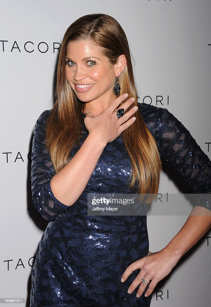 Actress <a gi-track='captionPersonalityLinkClicked' href=/galleries/search?phrase=Danielle+Fishel&family=editorial&specificpeople=1543291 ng-click='$event.stopPropagation()'>Danielle Fishel</a> attends the Tacori's Annual Club Tacori 2013 Event at Greystone Manor Supperclub on October 8, 2013 in West Hollywood,