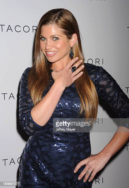 Actress Danielle Fishel attends the Tacori's Annual Club Tacori 2013 Event at Greystone Manor Supperclub on October 8 2013 in West Hollywood