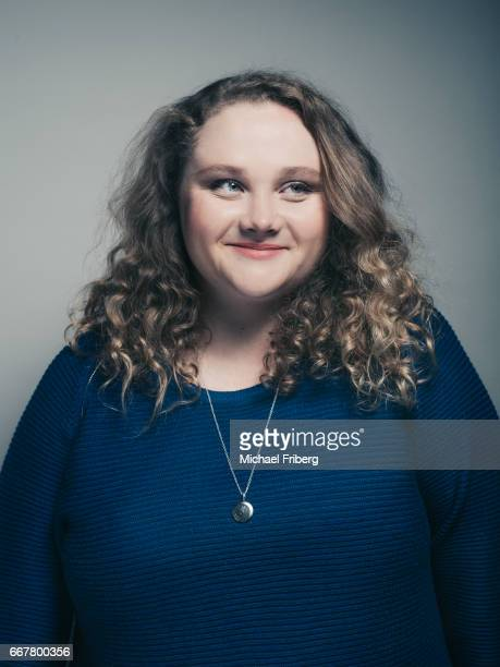 Actress Danielle Macdonald from the film 'Patti Cake$' poses for a portrait at the Sundance Film Festival for Variety on January 21 2017 in Salt Lake...