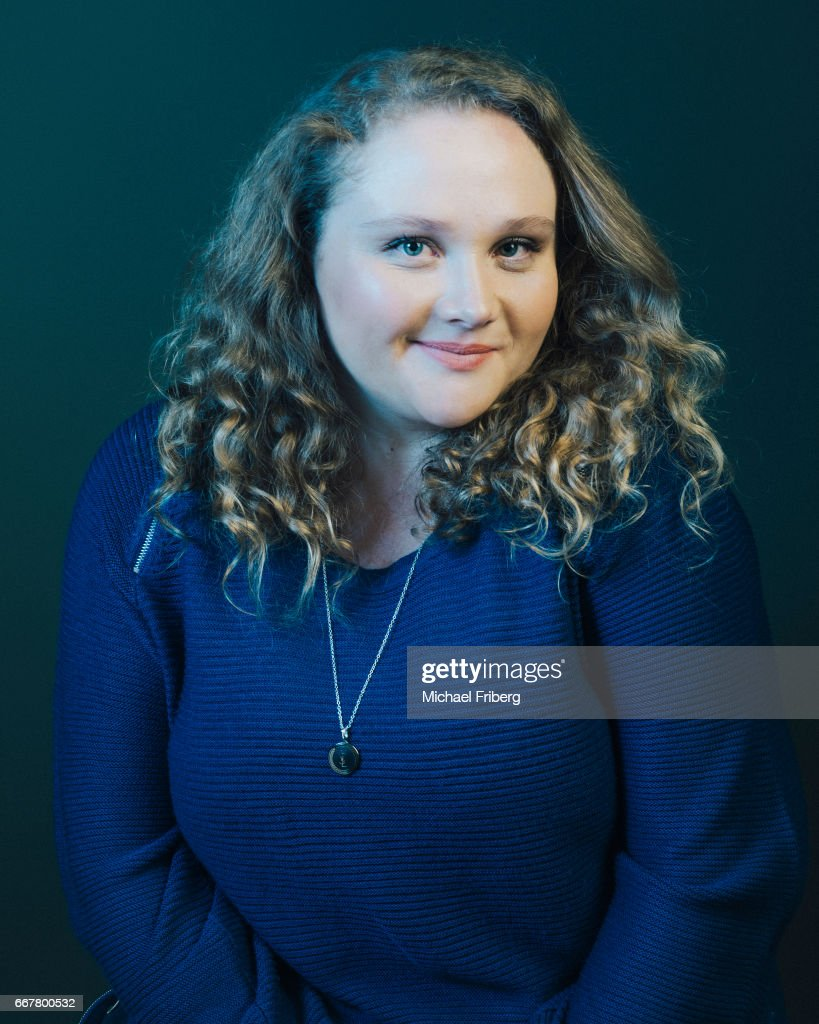Actress Danielle Macdonald, from the film 'Patti Cake$' poses for a portrait at the Sundance Film Festival for Variety on January 21, 2017 in Salt Lake City, Utah.