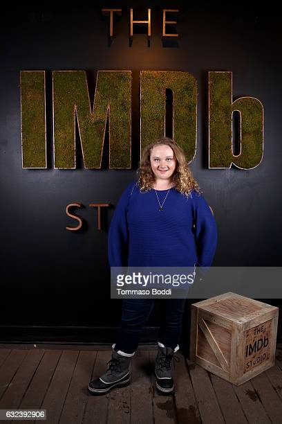 Actress Danielle Macdonald of Patti Cake$ attends The IMDb Studio featuring the Filmmaker Discovery Lounge presented by Amazon Video Direct Day Three...