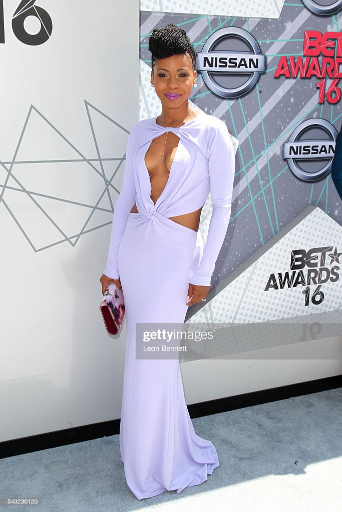 Actress Danielle Mone Truitt attends the Make A Wish VIP Experience at the 2016 BET Awards on June 26, 2016 in Los Angeles, California.