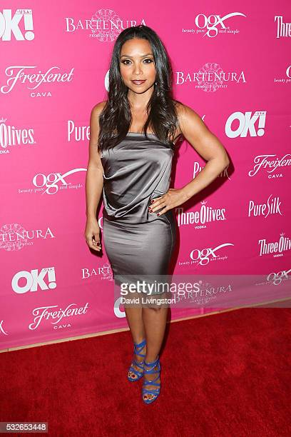 Actress Danielle Nicolet arrives at the OK Magazine's So Sexy LA at the Skybar at Mondrian on May 18 2016 in West Hollywood California