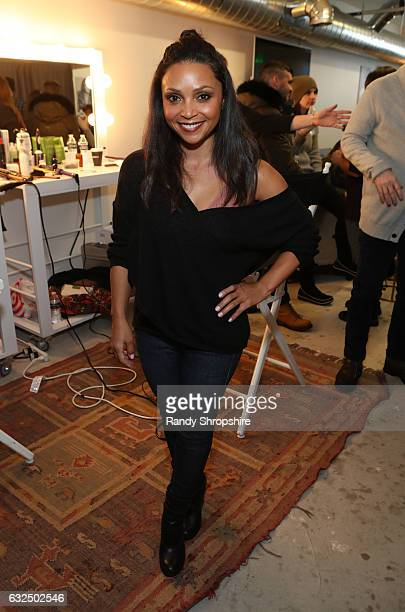 Actress Danielle Nicolet attends ATT At The Lift during the 2017 Sundance Film Festival on January 23 2017 in Park City Utah