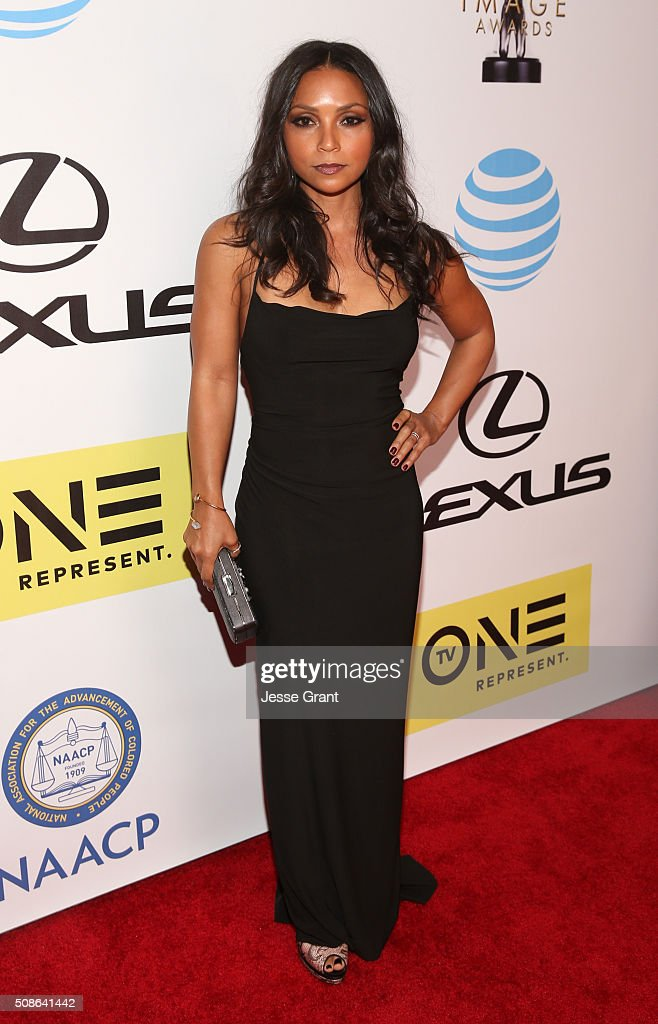 Actress Danielle Nicolet attends the 47th NAACP Image Awards presented by TV One at Pasadena Civic Auditorium on February 5, 2016 in Pasadena, California.