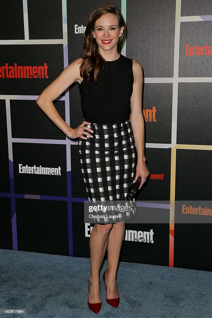 Actress Danielle Panabaker arrives at Entertainment Weekly's Annual Comic Con Celebration at Float at Hard Rock Hotel San Diego on July 26, 2014 in San Diego, California.