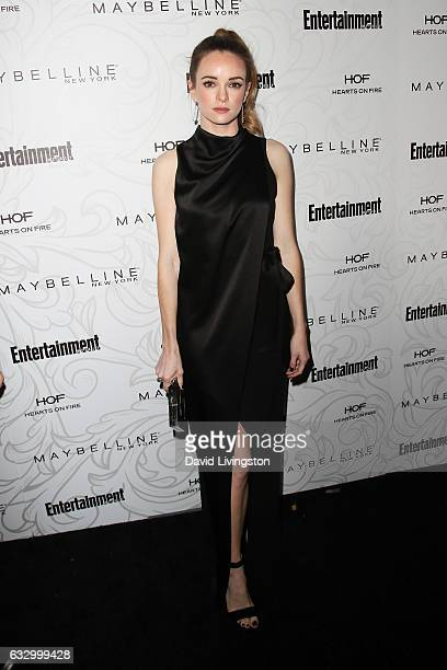 Actress Danielle Panabaker arrives at the Entertainment Weekly celebration honoring nominees for The Screen Actors Guild Awards at the Chateau...