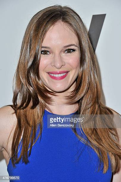 Actress Danielle Panabaker arrives at TheWrap's 2nd Annual Emmy Party at The London Hotel on June 11 2015 in West Hollywood California