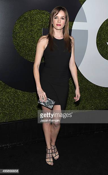 Actress Danielle Panabaker attends the GQ 20th Anniversary Men Of The Year Party at Chateau Marmont on December 3 2015 in Los Angeles California