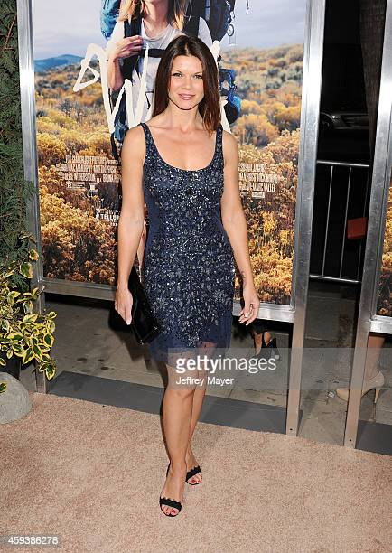 Actress Danielle Vasinova arrives at the Los Angeles premiere of 'Wild' at AMPAS Samuel Goldwyn Theater on November 19 2014 in Beverly Hills...
