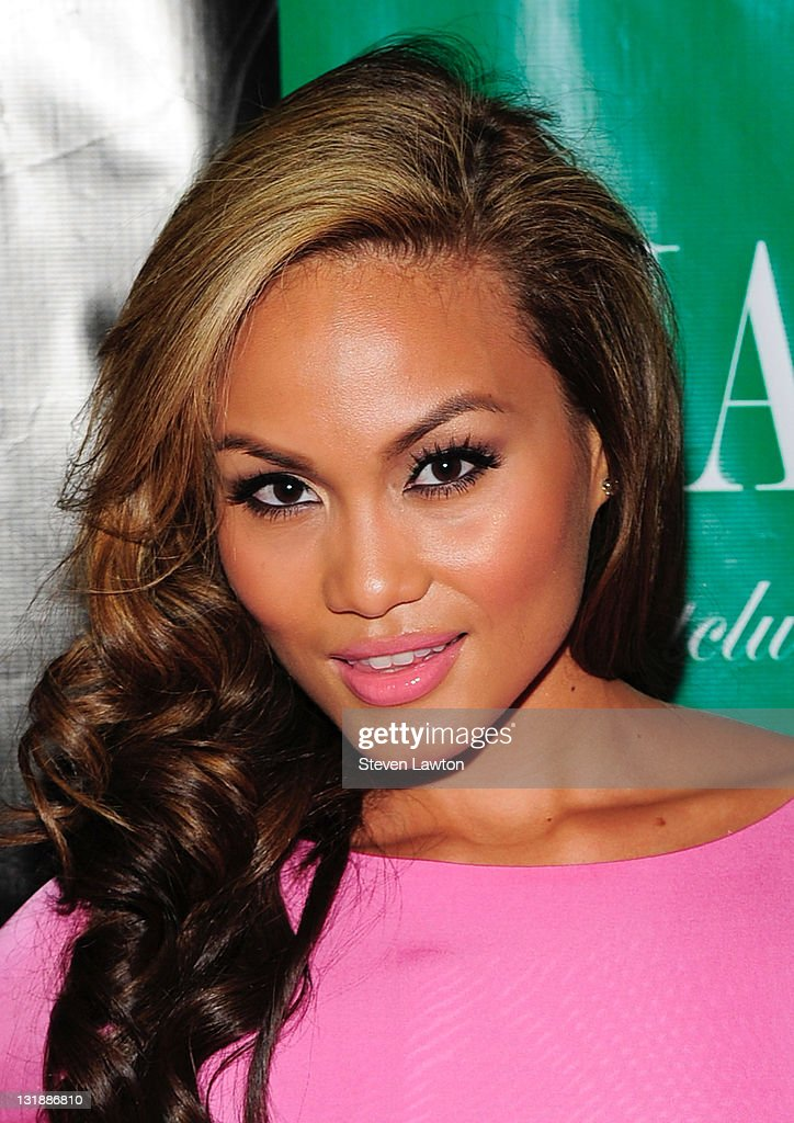 Actress <a gi-track='captionPersonalityLinkClicked' href=/galleries/search?phrase=Daphne+Joy&family=editorial&specificpeople=5128906 ng-click='$event.stopPropagation()'>Daphne Joy</a> arrives to host an evening at Chateau Nightclub & Gardens on June 3, 2011 in Las Vegas, Nevada.
