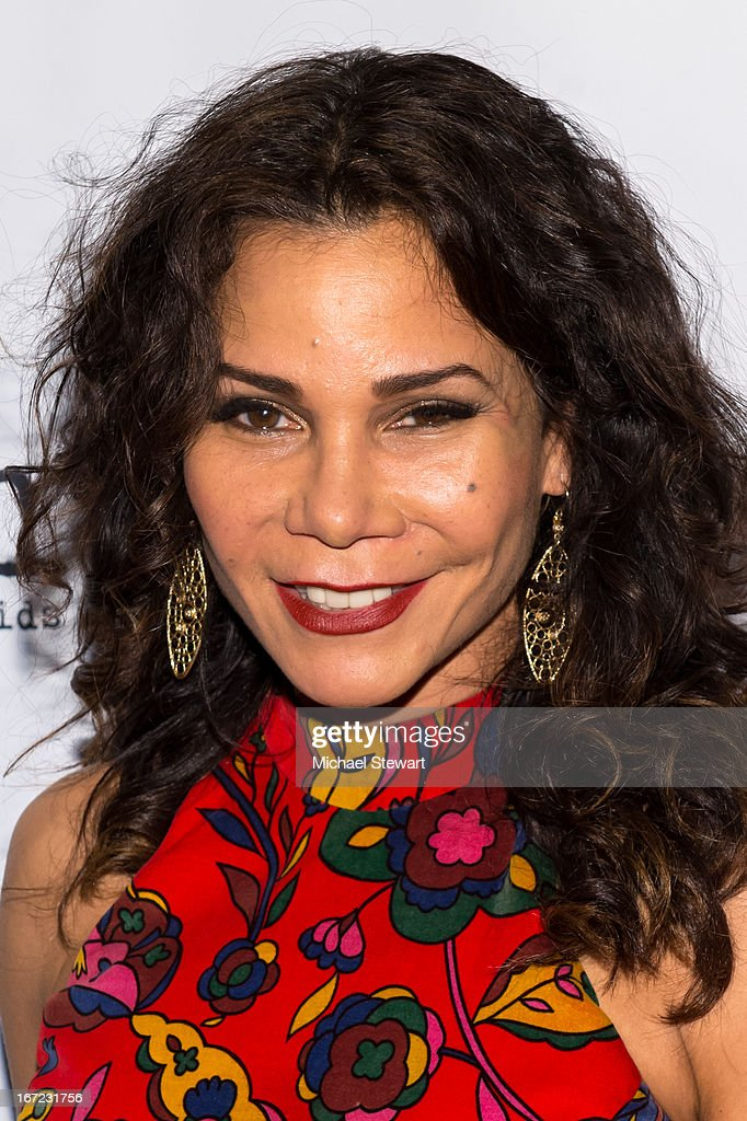 Actress Daphne Rubuin Vega attends Our Time's 11th Annual Benefit Gala at the Jack H. Skirball Center for the Performing Arts on April 22, 2013 in New York City.