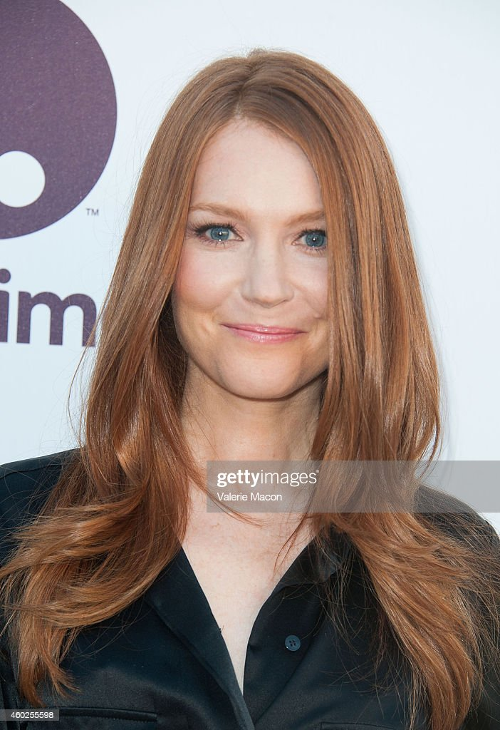 Actress Darby Stanchfield attends The Hollywood Reporter's 23rd Annual Women In Entertainment Breakfast at Milk Studios on December 10, 2014 in Los Angeles, California.