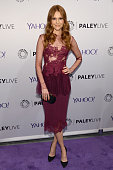 Actress Darby Stanchfield attends The Paley Center For Media presents an evening with the cast of 'Scandal' at Paley Center For Media on May 14 2015...