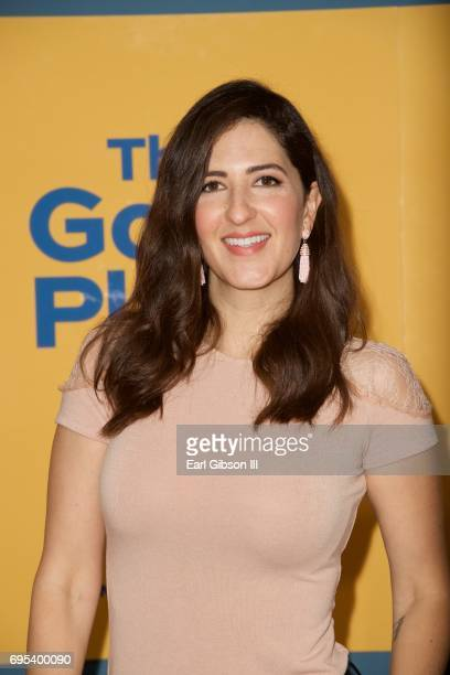 Actress D'Arcy Carden attends NBC's 'The Good Place' FYC @ UCB at UCB Sunset Theater on June 12 2017 in Los Angeles California