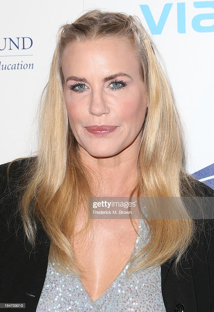 Actress Daryl Hannah attends The Fullfillment Fund's STARS 2012 Benefit Gala at The Beverly Hilton Hotel on October 24, 2012 in Beverly Hills, California.