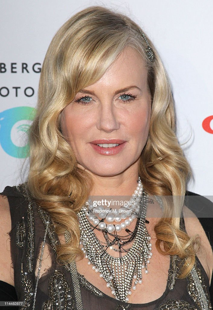 Actress Daryl Hannah attends the Opening Night of 'Beauty Culture' at The Annenberg Space For Photography on May 19, 2011 in Century City, California.