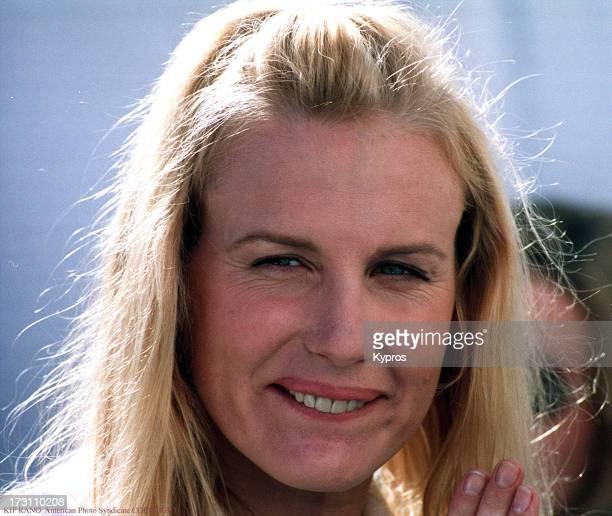 Actress Daryl Hannah circa 1990