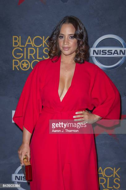 Actress Dascha Polanco attends Black Girls Rock at New Jersey Performing Arts Center on August 5 2017 in Newark New Jersey