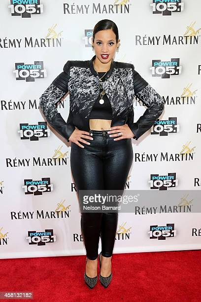 Actress Dascha Polanco attends Power 1051's Powerhouse 2014 at Barclays Center of Brooklyn on October 30 2014 in New York City