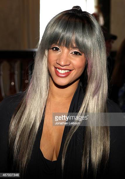 Actress Dascha Polanco attends the 2014 Variety Power of Women presented by Lifetime at Beverly Wilshire Four Seasons Hotel on October 10 2014 in Los...