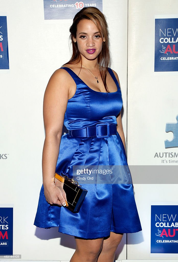 Actress Dascha Polanco attends the Winter Ball for Autism at Metropolitan Museum of Art on December 2, 2013 in New York City.