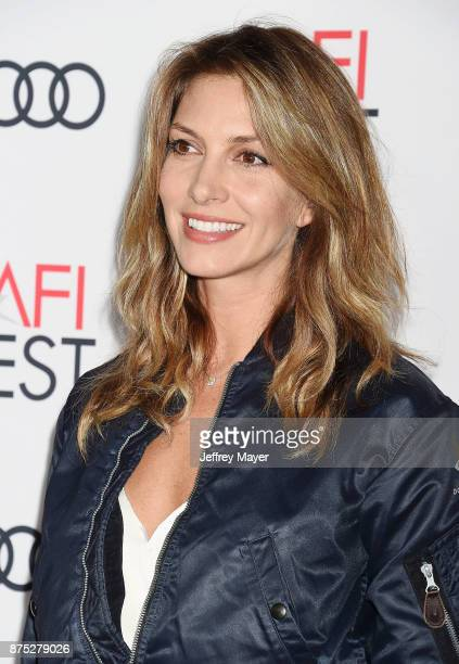 Actress Dawn Olivieri attends AFI FEST 2017 Closing Night Gala Screening of 'Molly's Game' at TCL Chinese Theatre on November 16 2017 in Hollywood...