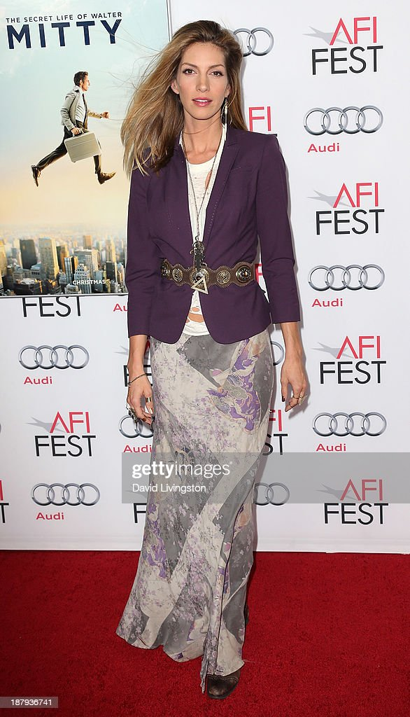 Actress <a gi-track='captionPersonalityLinkClicked' href=/galleries/search?phrase=Dawn+Olivieri&family=editorial&specificpeople=2516888 ng-click='$event.stopPropagation()'>Dawn Olivieri</a> attends the AFI FEST 2013 presented by Audi premiere of 'The Secret Life of Walter Mitty' at the TCL Chinese Theatre on November 13, 2013 in Hollywood, California.