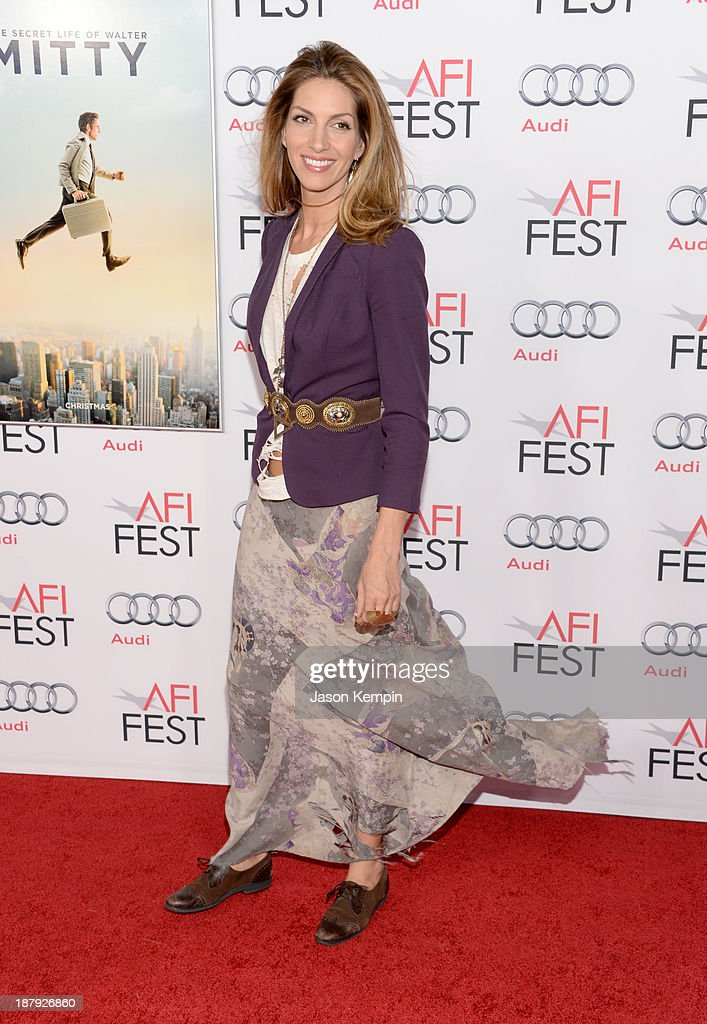 Actress <a gi-track='captionPersonalityLinkClicked' href=/galleries/search?phrase=Dawn+Olivieri&family=editorial&specificpeople=2516888 ng-click='$event.stopPropagation()'>Dawn Olivieri</a> attends the premiere of 'The Secret Life of Walter Mitty' during AFI FEST 2013 presented by Audi at TCL Chinese Theatre on November 13, 2013 in Hollywood, California.