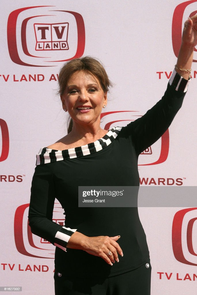 Actress Dawn Wells arrives at the 6th annual 'TV Land Awards' held at Barker Hangar on June 8, 2008 in Santa Monica, California.